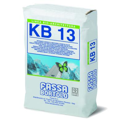 Fassa KB13 Lime Base Coat & Render for Masonry