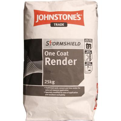 Stormshield OCR  (One Coat Render)
