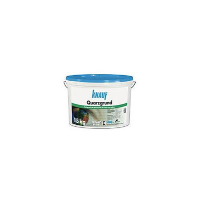 Knauf Quarzgrund Primer - White 102, 15ltr tub (other colours available)